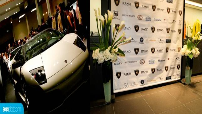 Event for Lamborghini, Beverly Hills